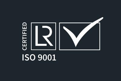 afbeelding ISO 9001:2015 certificaat weer verlengd