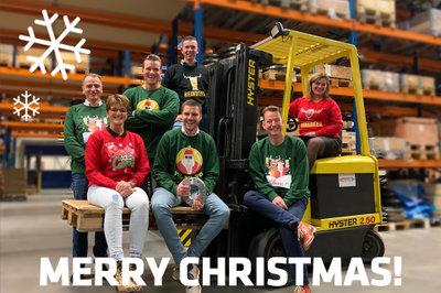 afbeelding Nijhuis & Wigger gesloten tussen kerst en nieuwjaar