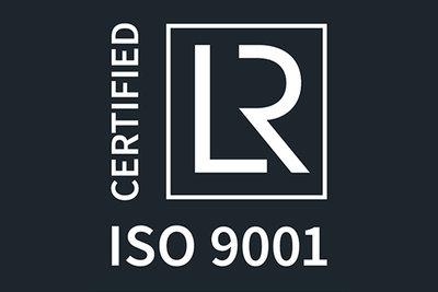 afbeelding ISO 9001:2015 (LRQA)