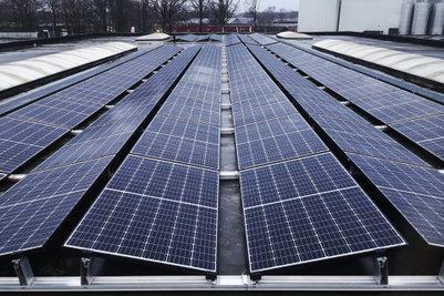 afbeelding Pand NWFF nog duurzamer dankzij zonnepanelen